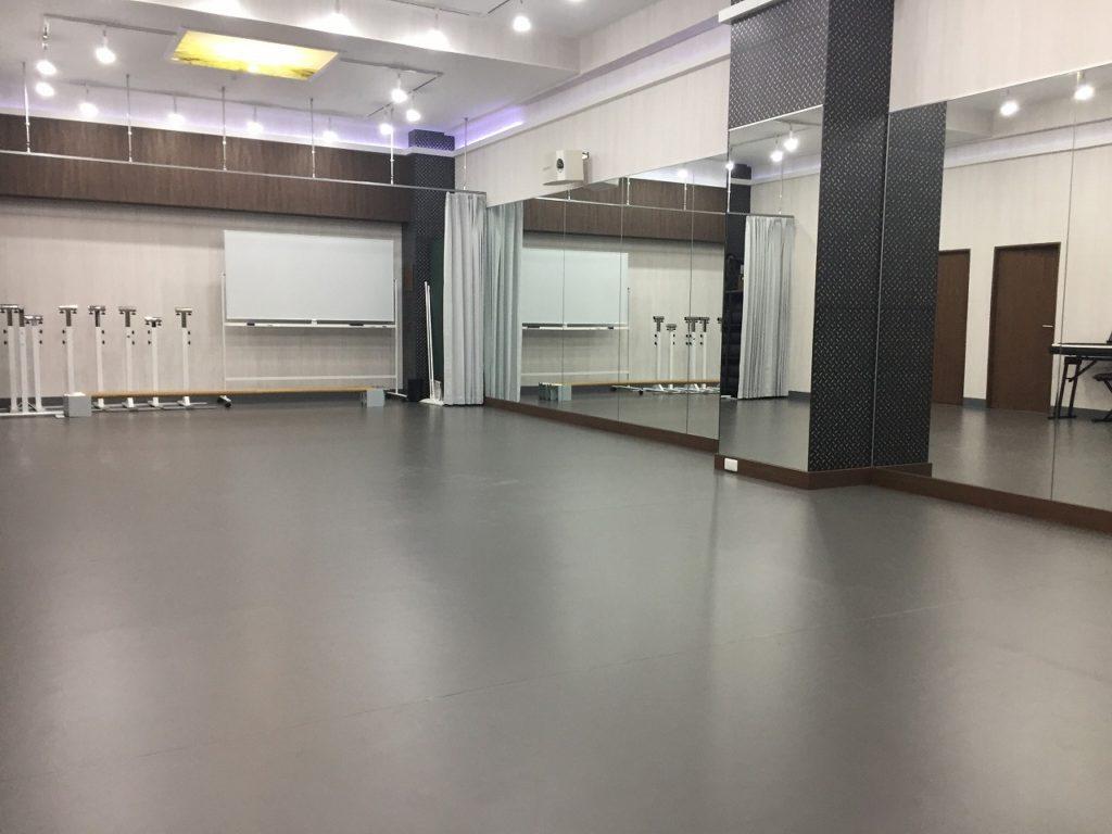 個人練習 出来る 吉祥寺 レンタルスタジオ ダンスガレージ スタジオ