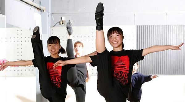 ミュージカルダンス・ジャズダンス 吉祥寺 ダンス教室