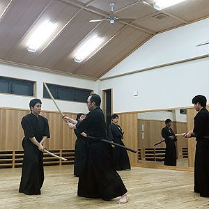 吉祥寺 レンタルスタジオ で 武術 武道 剣法 が学べる