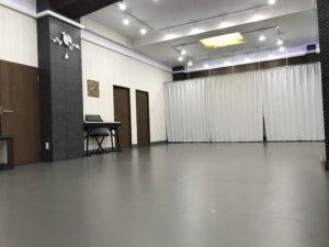 吉祥寺 ダンススタジオ ガレージ で フラダンス