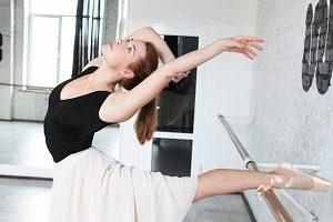 大人のための バレエ教室 KIRARA-VARIATION's BALLET in 吉祥寺 ガレージ スタジオ