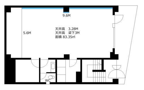 吉祥寺 ダンススタジオ ダンス ガレージ は 大人数 で 稽古 できる 広い レンタルスタジオ