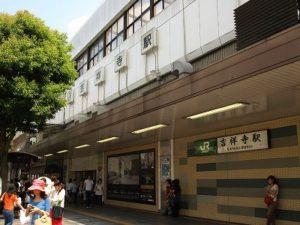 武蔵野市 吉祥寺 ダンススタジオ までの アクセス 住所 マップ